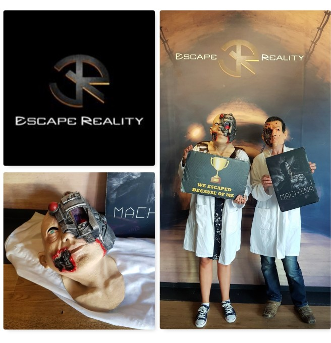 Escape Reality Edinburgh Machina and Nosferatu Escape Games Review 2