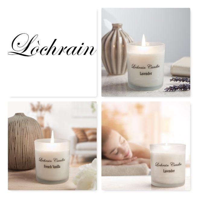 Light up your Christmas celebrations with Lochrain Candles Review C